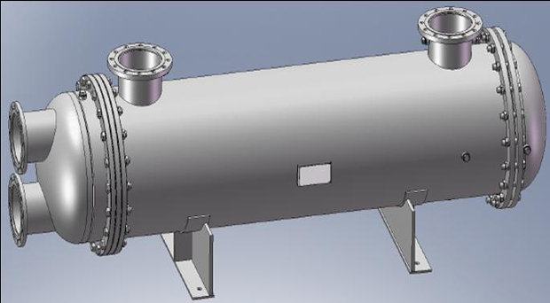 Oil Cooler Gas Cooler China Changzhou Huali Hydraulic
